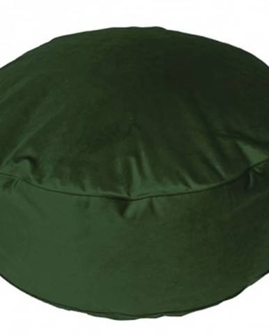 Taburet Tutti, tmavo zelený%