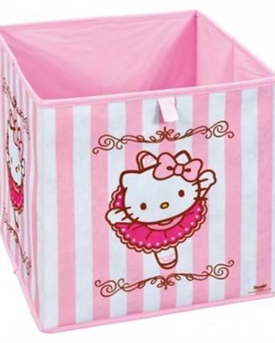 Úložný box Hello Kitty Ballerina%