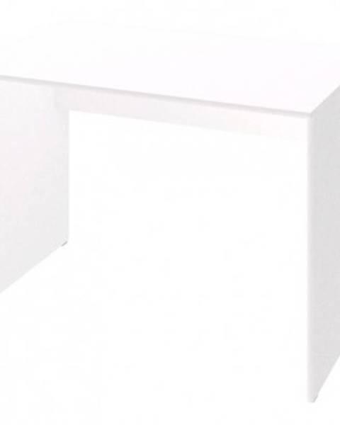 ASKO - NÁBYTOK Písací stôl Mega 23, biela%