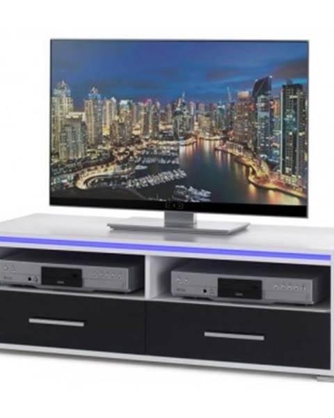 ASKO - NÁBYTOK TV skrinka Blue Line 1, s osvetlením%