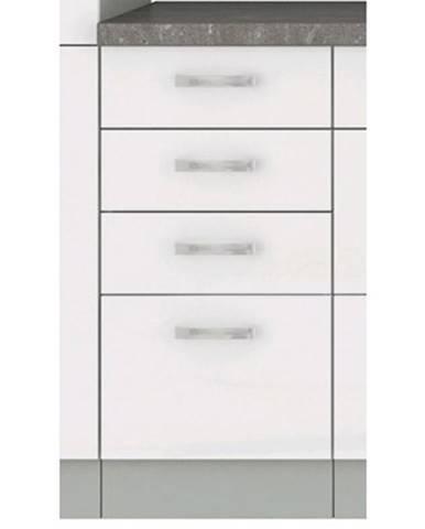 Dolná kuchynská skrinka Bianka 40D, 40 cm%