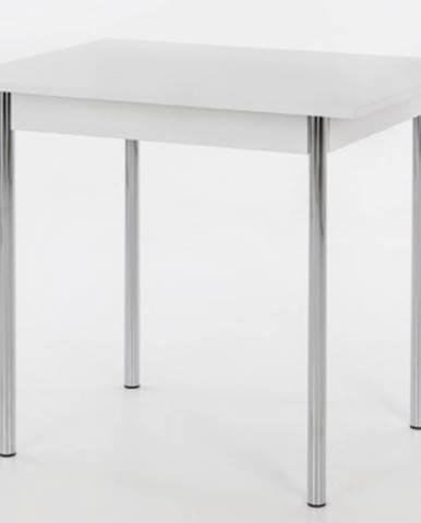 Jedálenský stôl Köln I 90x65 cm, biely%