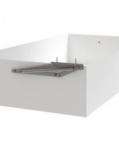Úložný priestor pod posteľ Mega 90x200 cm, biela%