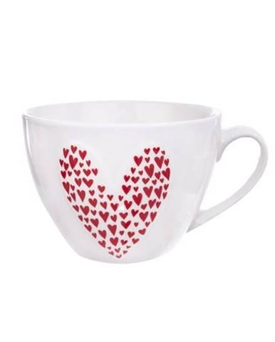 Orion Porcelánový hrnček Love Gift 0,49 l