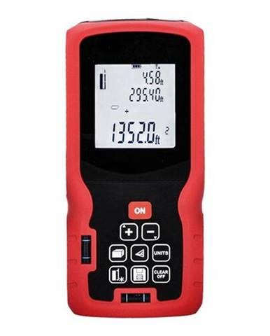 Solight profesionálny laserový merač vzdialenosti, 0,05 - 80m