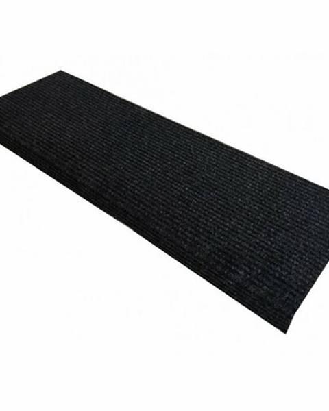 KELA VOPI Nášľap na schody Quick step obdĺžnik antracitová, 24 x 65 cm
