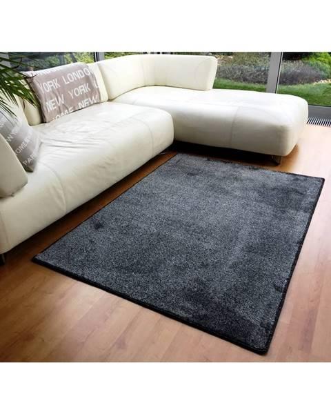 Altom Vopi Kusový koberec Apollo soft antracit, 60 x 110 cm