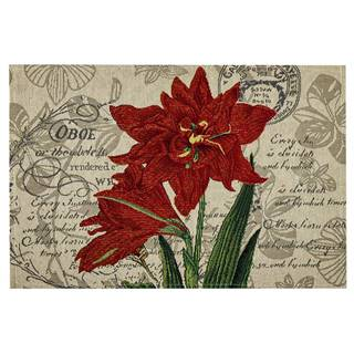 Boma Trading Prestieranie Ľalia červená, 32 x 48 cm