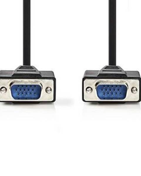 Nedis Kabel VGA/VGA Zástrčka,2m,černá barva