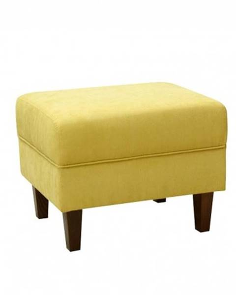 OKAY nábytok Taburetka Casis žltá bez ÚP