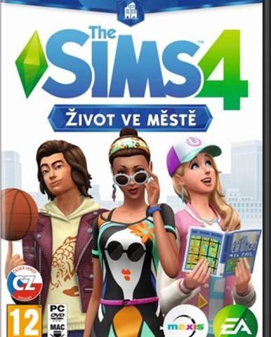 The Sims 4 - Život ve meste