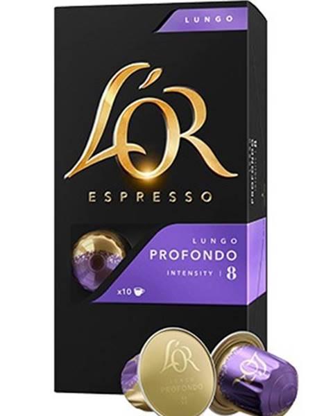 Verbatim Kapsule L'OR Espresso Profond, 10ks