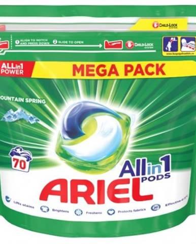 Gélové kapsuly Ariel A000013392, Mountain Spring, 70ks