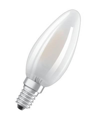 LED žiarovka Osram BASE, E14, 4W, sviečka, teplá biela, 5 ks