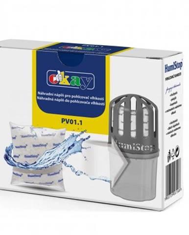 Náhradné tableta pre pohlcovač vlhkosti Humistop K & M PV011