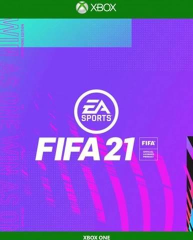 XBOX hra - FIFA 21 Champions Edition