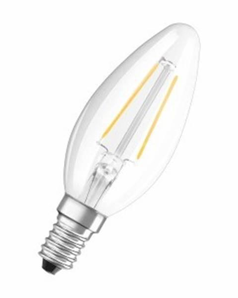 Osram LED žiarovka Osram STAR, E14, 2,8W, sviečka, retro, teplá biela