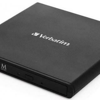 VERBATIM Externá CD / DVD Slimline mechanika USB 2.0