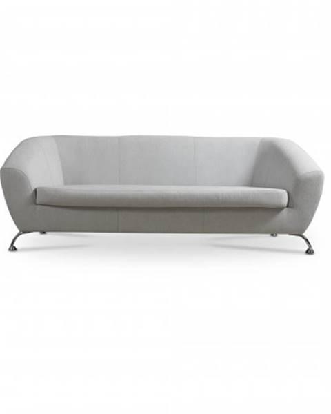 OKAY nábytok Trojsedačka Lira sivá