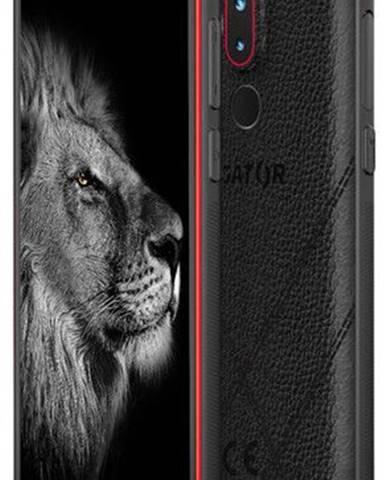 Odolný telefón Aligator RX800 eXtremo 4GB/64GB, červená