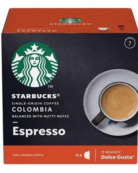 Krups Kapsule Nescafé Starbucks Medium Espresso, 12ks
