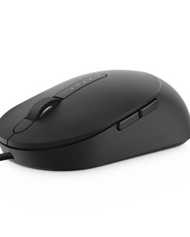 Drôtová myš Dell MS3220, čierna