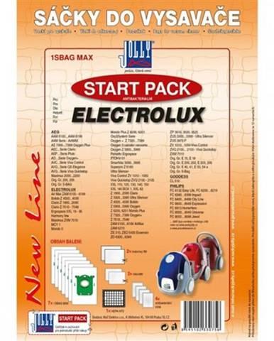 Náhradná sada Electrolux STARTPACK, 8ks + filtre
