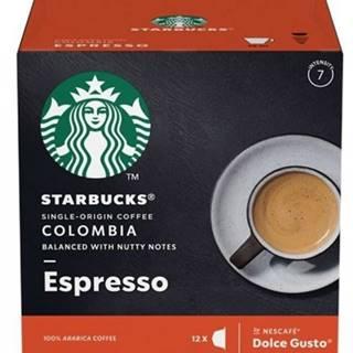 Kapsule Nescafé Starbucks Medium Espresso, 12ks