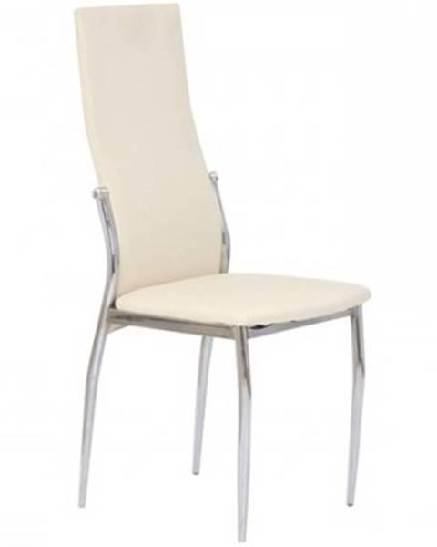 OKAY nábytok Jedálenská stolička K3 béžová