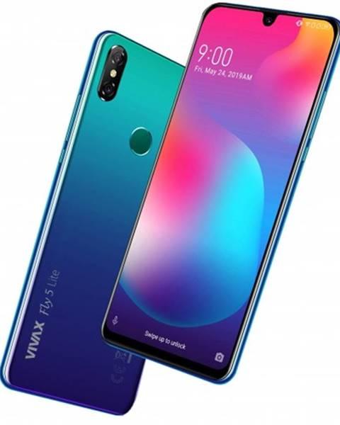 VIVAX Mobilný telefón Vivax Fly 5 Lite 3GB/32GB, modrá