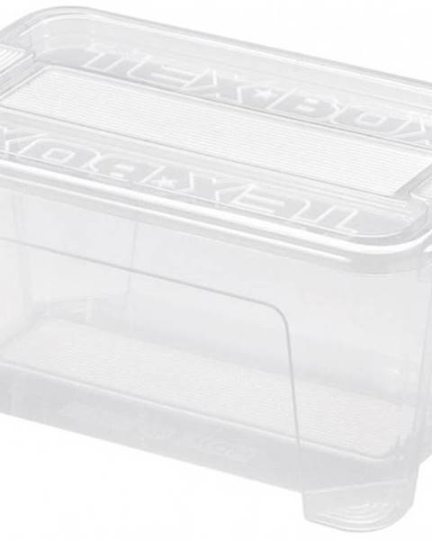 HEIDRUN Úložný box s vekom Heidrun HDR7201, 4,5l, plast