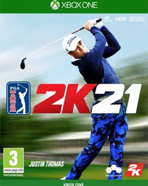 AT Computers XBOX hra - PGA Tour 2K21