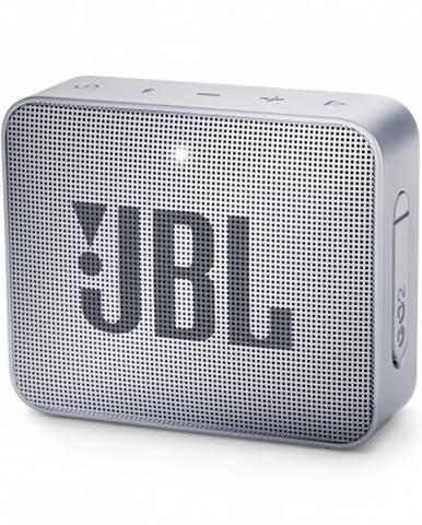 Prenosný reproduktor JBL Go 2 sivý