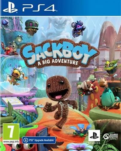 Hra PlayStation 4 Sackboy A Big Adventure!