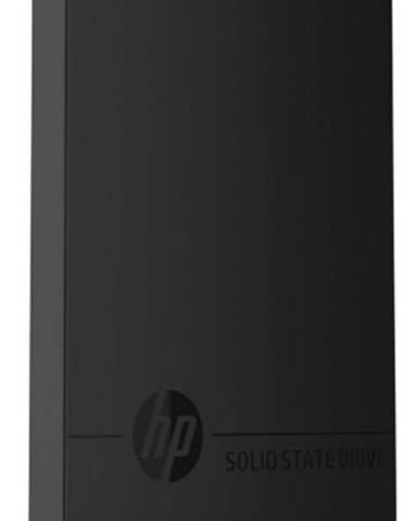 SSD disk HP P600 500GB / Externý / USB Type-C / čierny