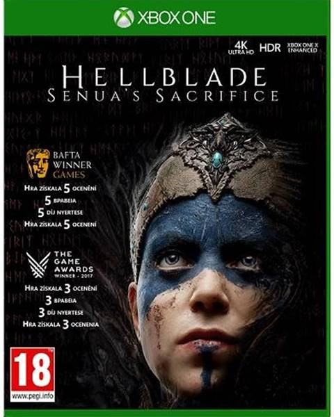 Microsoft Hra Xbox One S - Hellblade Senua's Sacrifice
