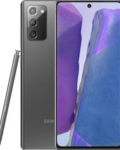 Mobilný telefón Samsung Galaxy Note 20 8GB/256GB, šedá