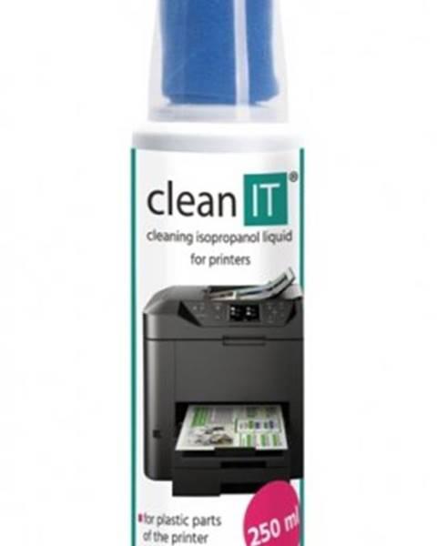 Clean IT Čistiaci roztok na plasty s utierkou CLEAN IT CL190, 250ml