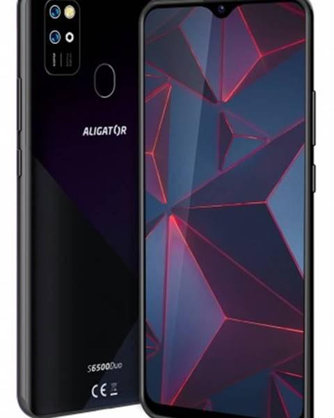 Aligator Mobilný telefón Aligator S6500 2GB/32GB, čierna