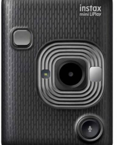 Fotoaparát Fujifilm Instax Mini Liplay, tmavo šedá