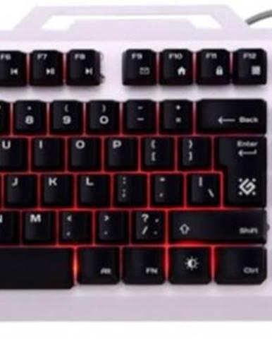 Herná klávesnica Defender Metal Hunter