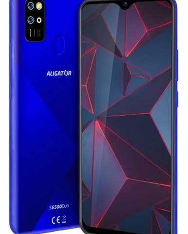 Mobilný telefón Aligator S6500 2GB/32GB, modrá