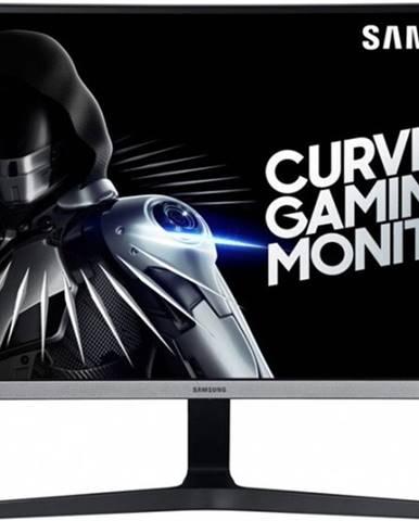Monitor Samsung LC27RG50FQUXEN, 27'', 240 Hz, 4 ms, zakrivený