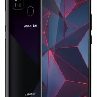 Mobilný telefón Aligator S6500 2GB/32GB, čierna