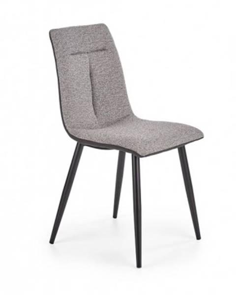 OKAY nábytok Jedálenská stolička Celina sivá