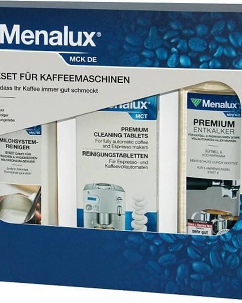 Menalux Sada na čistenie kávovarov a presovačov Menalux MCKCZ