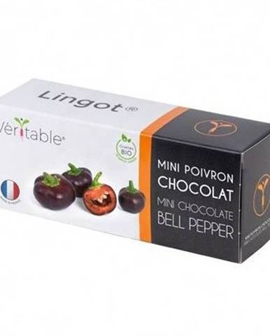 BIO Mini čokoládová paprika pre SMART kvetináče Véritable