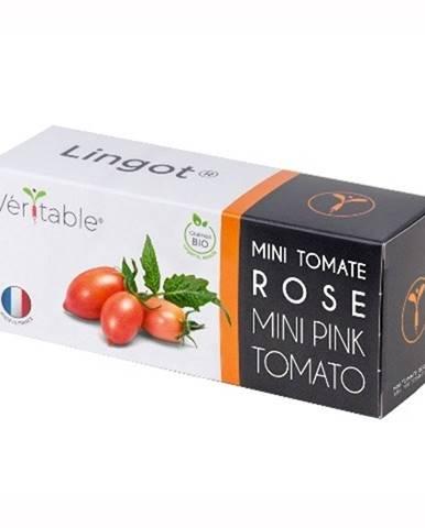 BIO Mini ružová paradajky pre SMART kvetináče Véritable