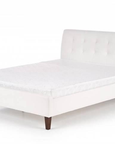Čalúnená posteľ Kirsty 160x200, vrátane roštu, bez matracov