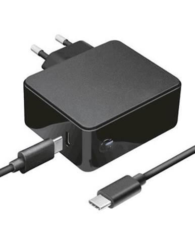 Nabíjačka Trust Maxo 61W, pre Apple MacBook, 2 m, čierna